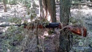 Охота на кабана: возле запорожского пляжа разместили ловушку с заряженным оружием
