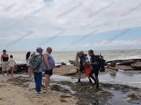 На запорожском курорте дедушка утонул вместе с внуком: тело ребенка ищут
