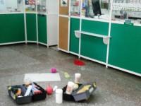 Посетитель запорожской аптеки разлил ртуть – здание оцепили
