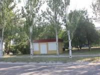 В Энергодаре ночью неизвестные установили на газон два киоска