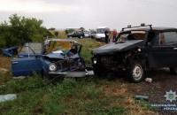 Пьяный водитель «Нивы» вылетел на встречку: есть погибшие и пострадавшие (Фото)