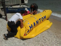На запорожском курорте у предпринимателя изъяли «банан»
