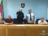 Городское управление полиции Запорожья возглавил полковник из Луганщины