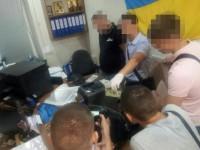 В Запорожье задержали очередного взяточника – на этот раз полицейского