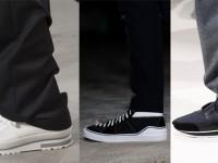 Мужские кожаные кроссовки – удобно и трендово