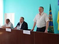 Один из районов Запорожской области возглавил ГАИшник со стажем