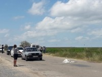 В Кирилловке таксист насмерть сбил молодую девушку