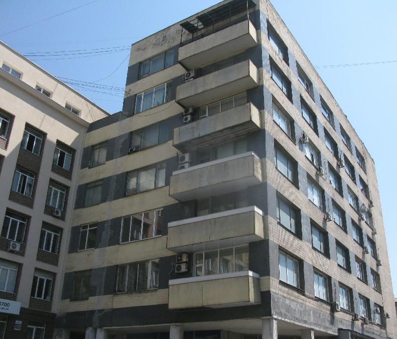 На фото: одно из зданий ОСОУ на проспекте Соборном