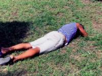 Отпраздновал: В Мелитополе «десантник» потерял сознание