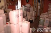 Запорожец обустроил у себя дома цех по производству самогона (Фото)