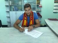 Запорожский «Металлург» подписал контракт с бывшим футболистом
