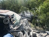 Медики сообщили о состоянии пострадавших в масштабном ДТП на запорожской трассе