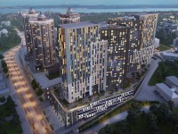 ЖК Greenville Park: новая изюминка Подола и комфорт для жильцов