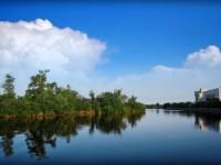 В Запорожской области ребенок утонул во время прогулки на катамаране