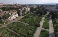 Только безумно дорогой выкуп: запорожский журналист рассказал о возможности возвращения городу сквера Яланского
