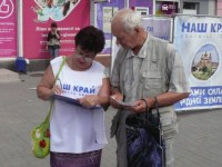 Стало известно, сколько жителей Запорожья и области подписались против повышения цены на газ (ВИДЕО)