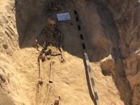 «Любила дорогой парфюм»: запорожские археологи обнаружили захоронение амазонки (Фото)