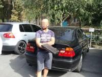 Гражданин Ирака ограбил запорожанку средь бела дня