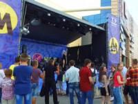 На масштабном музыкальном фестивале в Мариуполе запорожец попался с наркотиками