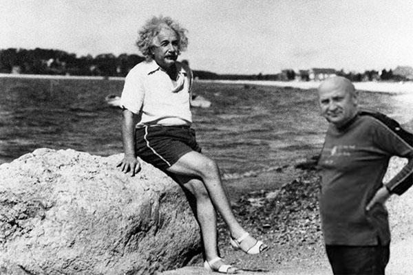 Авдеенко и Эйнштейн