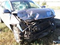 ДТП на запорожской трассе: пассажирка пробила головой лобовое стекло