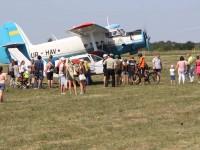 Первым делом самолеты: под Запорожьем стартовал фестиваль «Музыка и небо» (фоторепортаж)