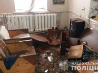 Житель Запорожской области бросил гранату в комнату родному брату (Фото)
