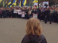 Запорожцы выйдут митинговать против Ахметова в противогазах