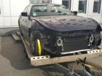 Через запорожскую таможню пытались ввезти Maserati за 9500 долларов