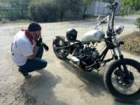 В аварии погиб байкер из Запорожской области