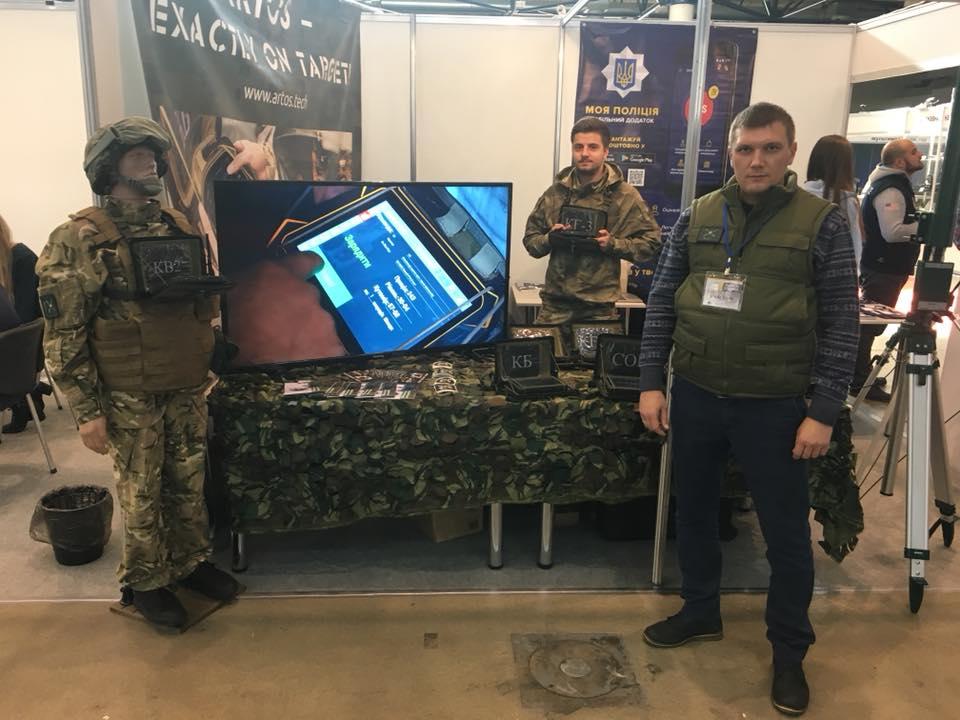 Свой Viber: Запорожский артиллерист руководит разработкой мессенджера для военных