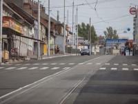 В Запорожье отремонтировали старейшую дорогу, ведущую к центральному рынку (Фото)