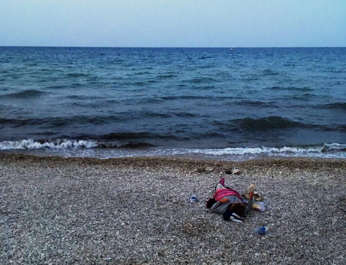 Феодосийский пляж