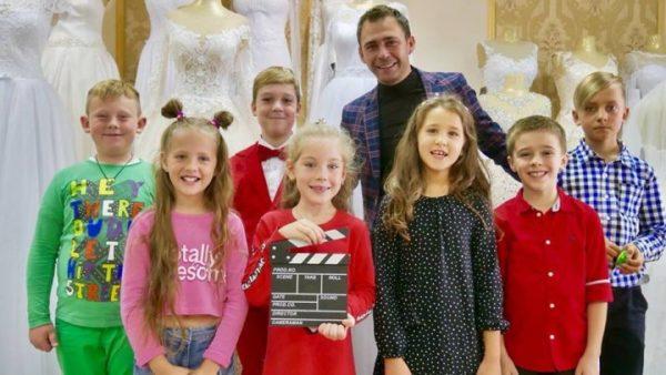 Продюсер из Запорожья снимает на Западной Украине киножурнал