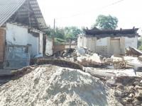 В старой части Запорожья снесли дом (Фото)