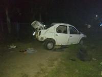 Опубликованы фото смертельной аварии на запорожской Набережной