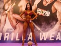 Культуристка из Запорожской области стала финалисткой престижного Arnold Classic Europa