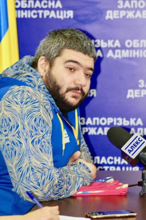 """Запорожец отправится на международные соревнования """"Игры непокоренных"""""""