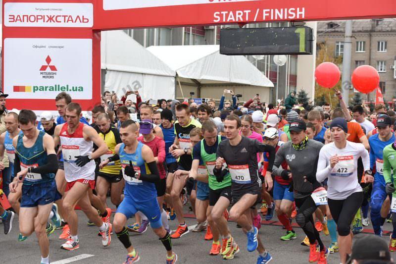 """Ради """"запорожсталевского"""" марафона перекроют мосты с плотиной"""