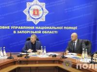 Первый замначальника полиции снова приехал в Запорожье из-за Олешко