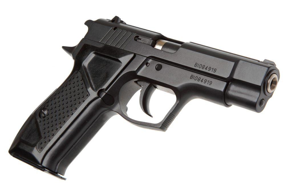 Пистолет травматического действия «Форт 12Р». Иллюстративное фото