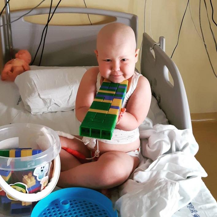 В Италии спасли жизнь 4-летней жительнице Запорожской области