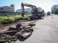 До запорожской Набережной построят новую дорогу