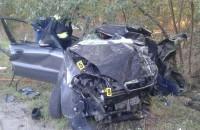На запорожской трассе в ДТП погибли четверо человек (Фото)