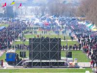 В Запорожье на праздновании Дня города  выступят несколько известных украинских групп