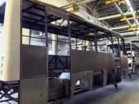 На  остановленном ЗАЗе собираются наладить выпуск больших автобусов (Видео)