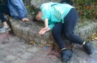 В Запорожской области пьяного подростка с улицы забрала «скорая»