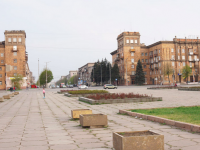 Светящаяся плитка и благоустройство зеленой зоны: в мэрии анонсировали реконструкцию площади Запорожской