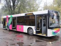 Жителей Хортицкого района Запорожья будут возить на больших автобусах