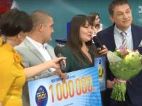 Социальная работница из Запорожья стала юбилейным миллионером «Лото-забавы»
